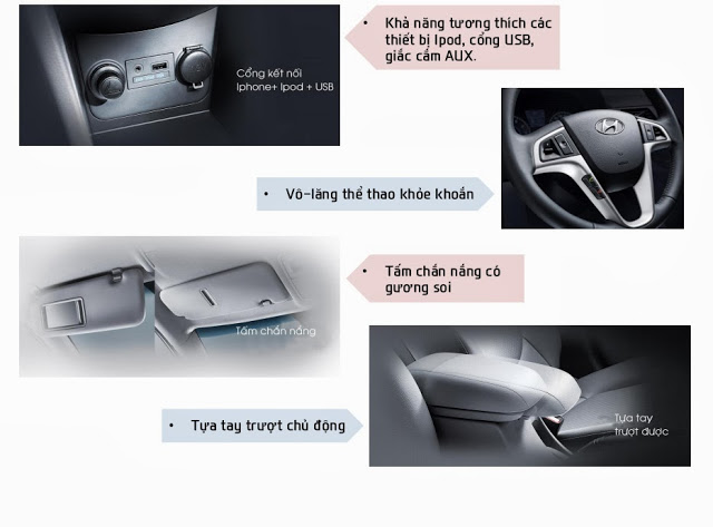 xe hyundai accent 2014 2 Xe Hyundai Accent 2014