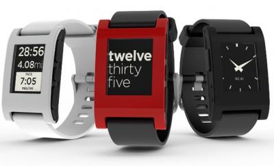 Smartwatch Pebble Kini Tersedia di Amazon