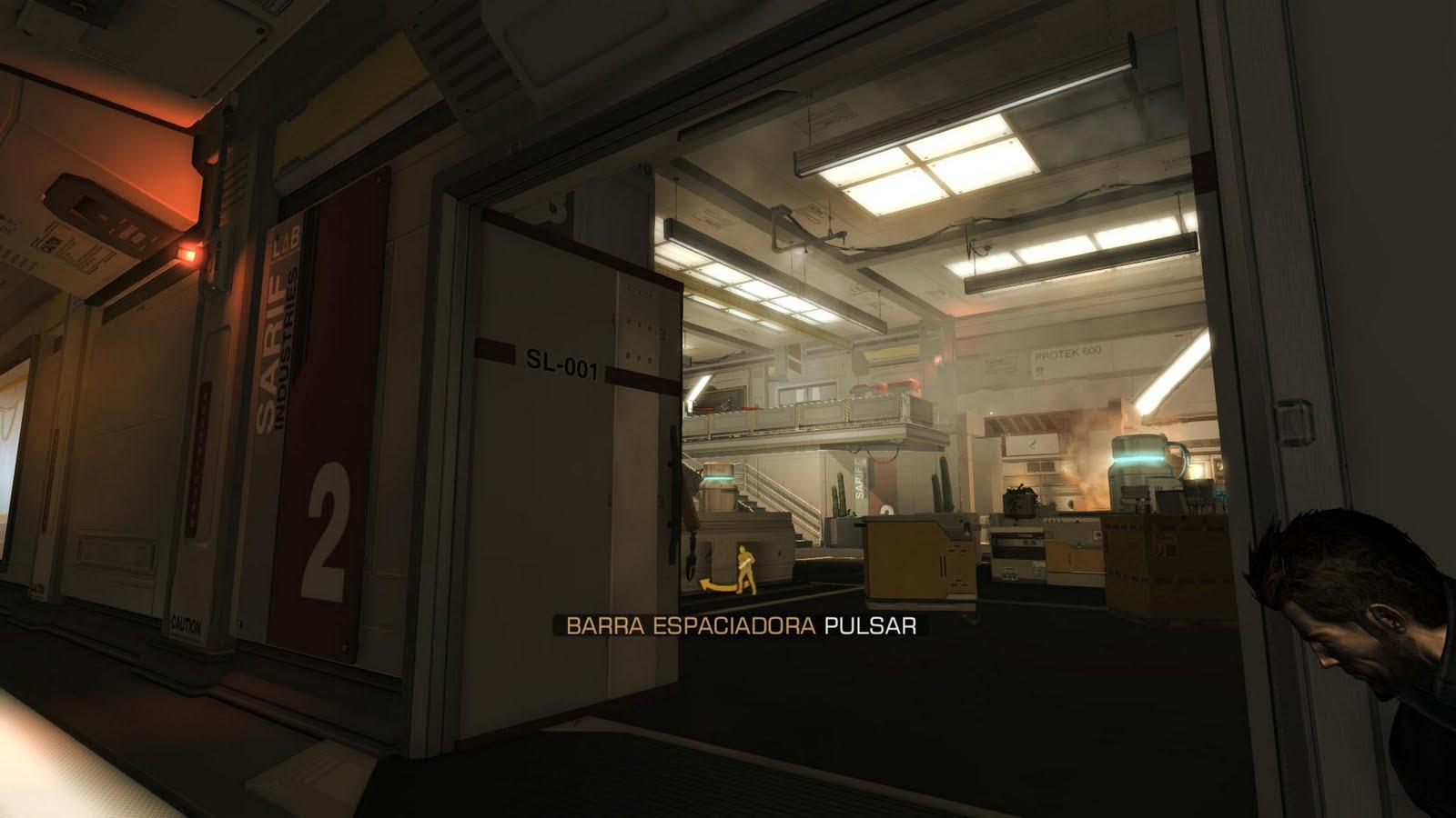 Descargar Deus Ex:Human Revolution [1DVD9] [Español] [2011 ...
