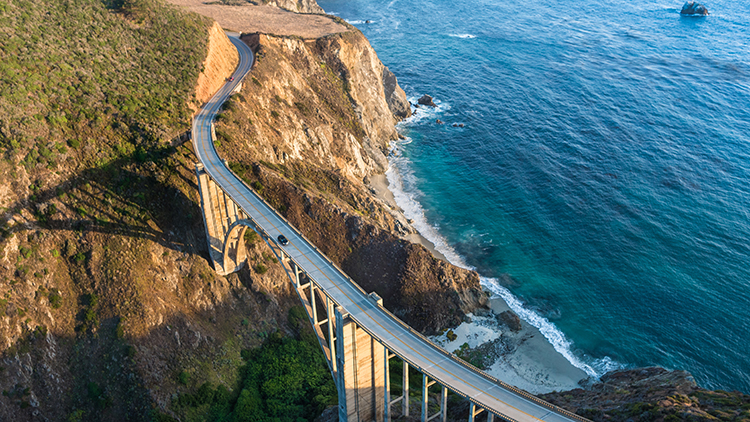 10 San Francisco Day Trips_Bixby Bridge