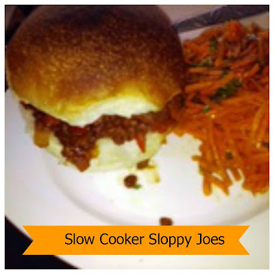 love sloppy Joes? I made this childhood favorite in my slow cooker ...