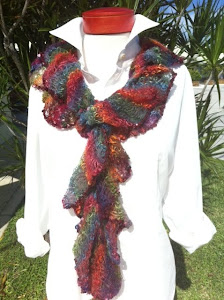 NEW ONE HOUR SCARF PATTERN! YES! ONE HOUR!