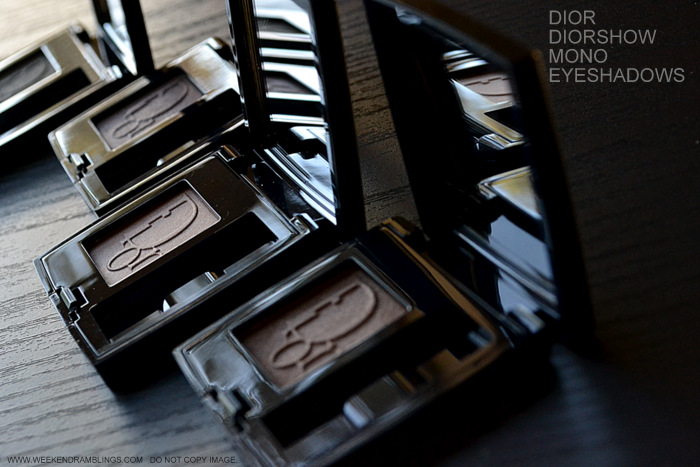 Dior Diorshow Mono Eyeshadows Velvet 783 Khaki 477 Camouflage Choc Clair 564 Panama 566 Indian Makeup Beauty Blog Swatches