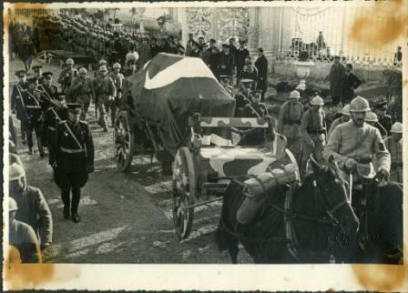 Mustafa Kemal Atatürk'ün Cenaze Töreni