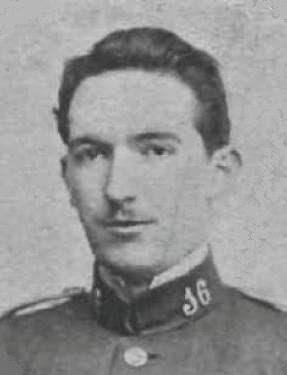 Manuel Golmayo de la Torriente vencedor del Torneo Nacional de Zaragoza 1919