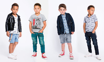 Latest Trends Of Kids Fashion For Summer 2015