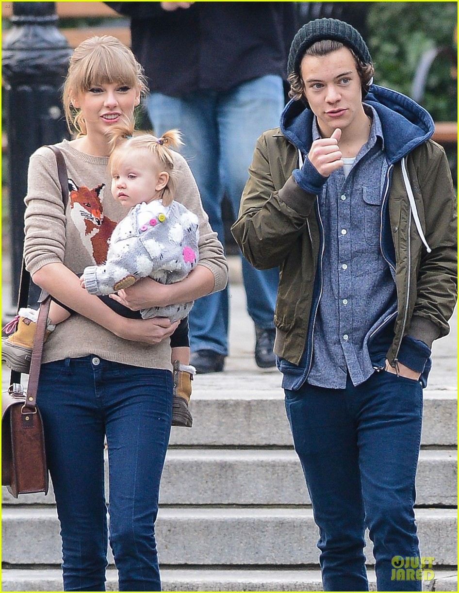 harry styles and taylor swift dating 2013 Taylor swift was caught on camera during the 2013 mtv taylor swift chatted furiously with selena gomez while former swift boyfriend harry styles.