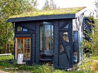 Sobre las casas ecológicas