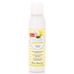 Manicurity | Perlier Italian Sorbet Limone Refreshing Crackling Ice Body Water