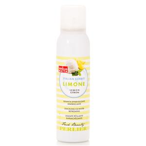 Manicurity | Perlier Italian Sorbet Limone Refreshing Crackling Ice Body Water