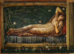 Sir Edward Burne-Jones, Sleeping Beauty