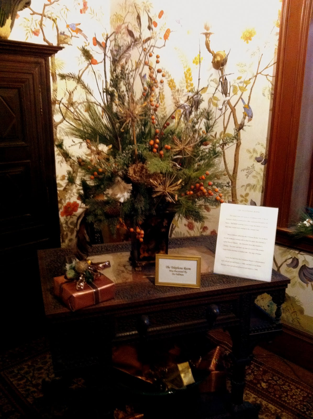 One Designing Woman: Blithewold Mansion and Gardens