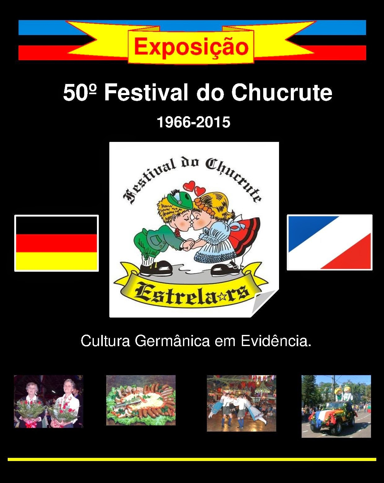 Exposição - 50º Festival do Checrute