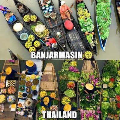 Thailand Vs Banjarmasin