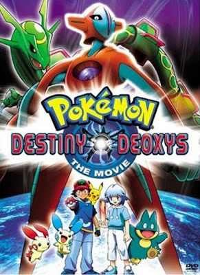 Deoxys k ph v bu tri Thuyt Minh - Pokemon Movie 7: Deoxys Break Sky Thuyt Minh - 2005
