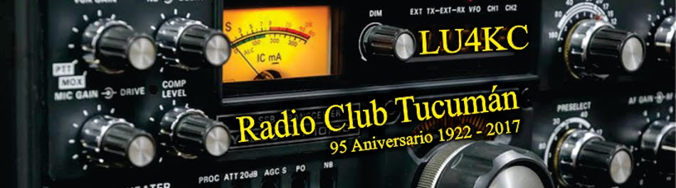 Radio Club Tucumán LU4KC
