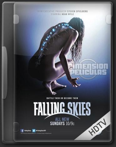 Falling Skies Temporada 3 (HDTV 720p Inglés Subtitulada)