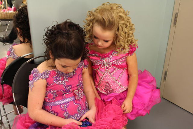 Child Beauty Pageant Shows