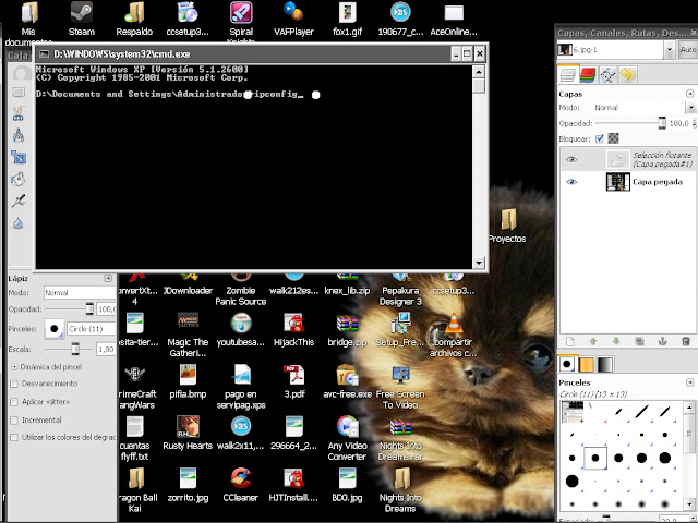Comparte archivos de un PC a otro