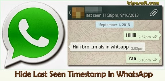How to Hide WhatsApp Last Seen Time on iOS, Android, Windows, BlackBerry
