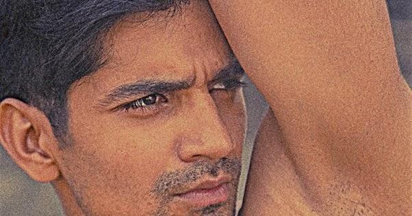 Shirtless Bollywood Men: Vishal Singh