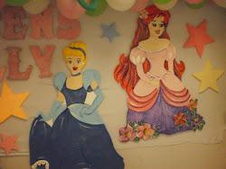 mais princesas