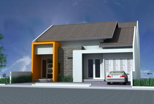 gambar rumah minimalis terbaru contoh model rumah sederhana