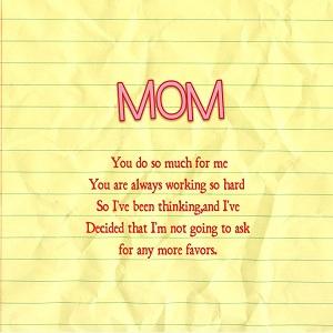 DP Hari Ibu Bahasa Inggris