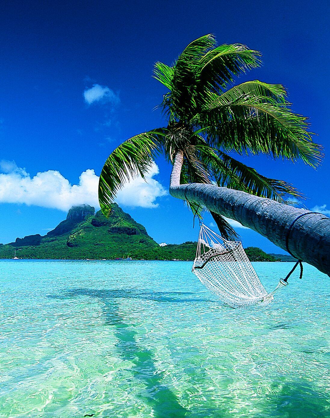 World Visits Bora Bora Island Paradise On The Earth