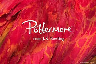 Nuovo logo di Pottermore