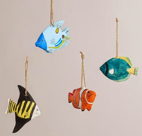 Nautical Ornaments: World Market