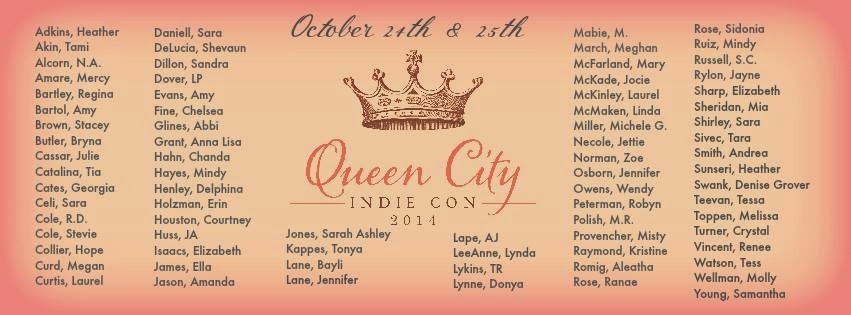 Queen City Indie Con 10/24/14
