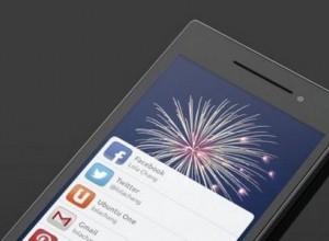 Ubuntu Edge phone
