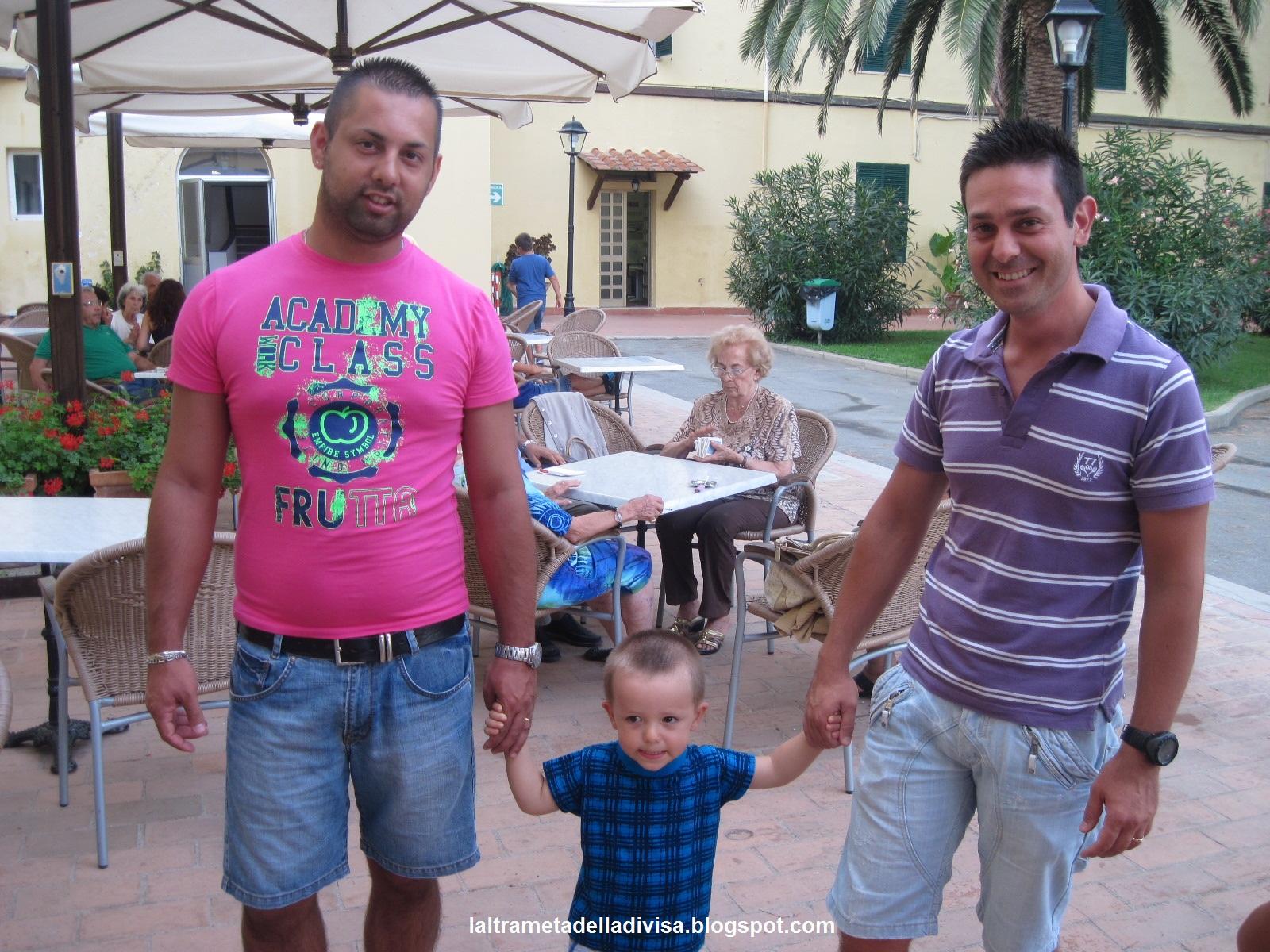 L\'altra metà della Divisa: Vacanza Militare Villa Ginori - Bas ...