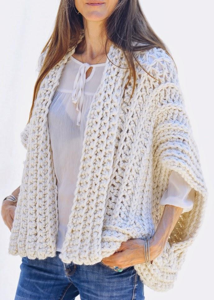 Knit 1 LA: the (crochet) Montreal