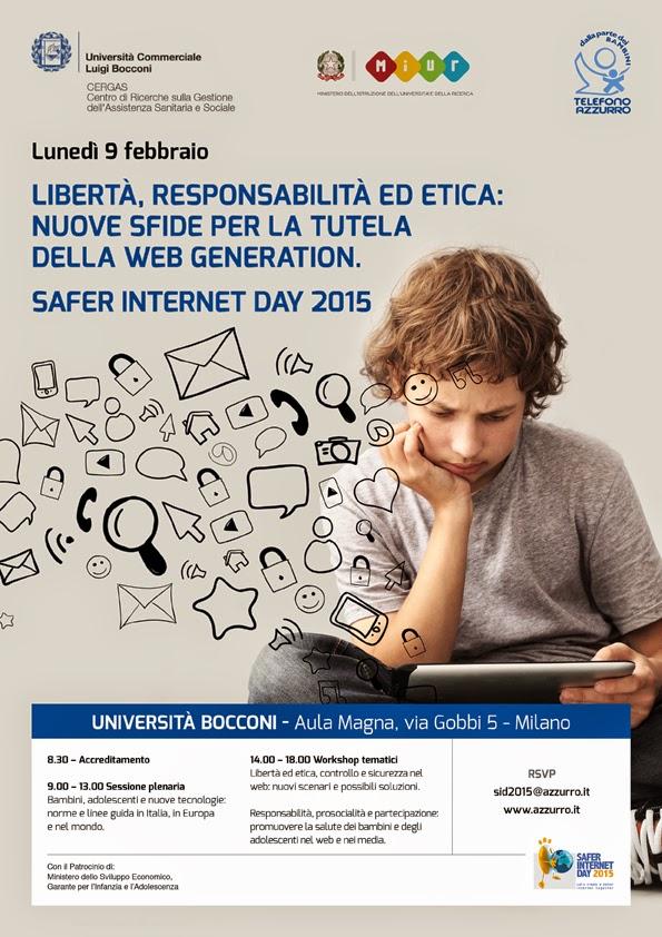 Safer Internet Day (SID) 2015