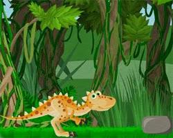 Juegos de Escape Donald the Dino 2