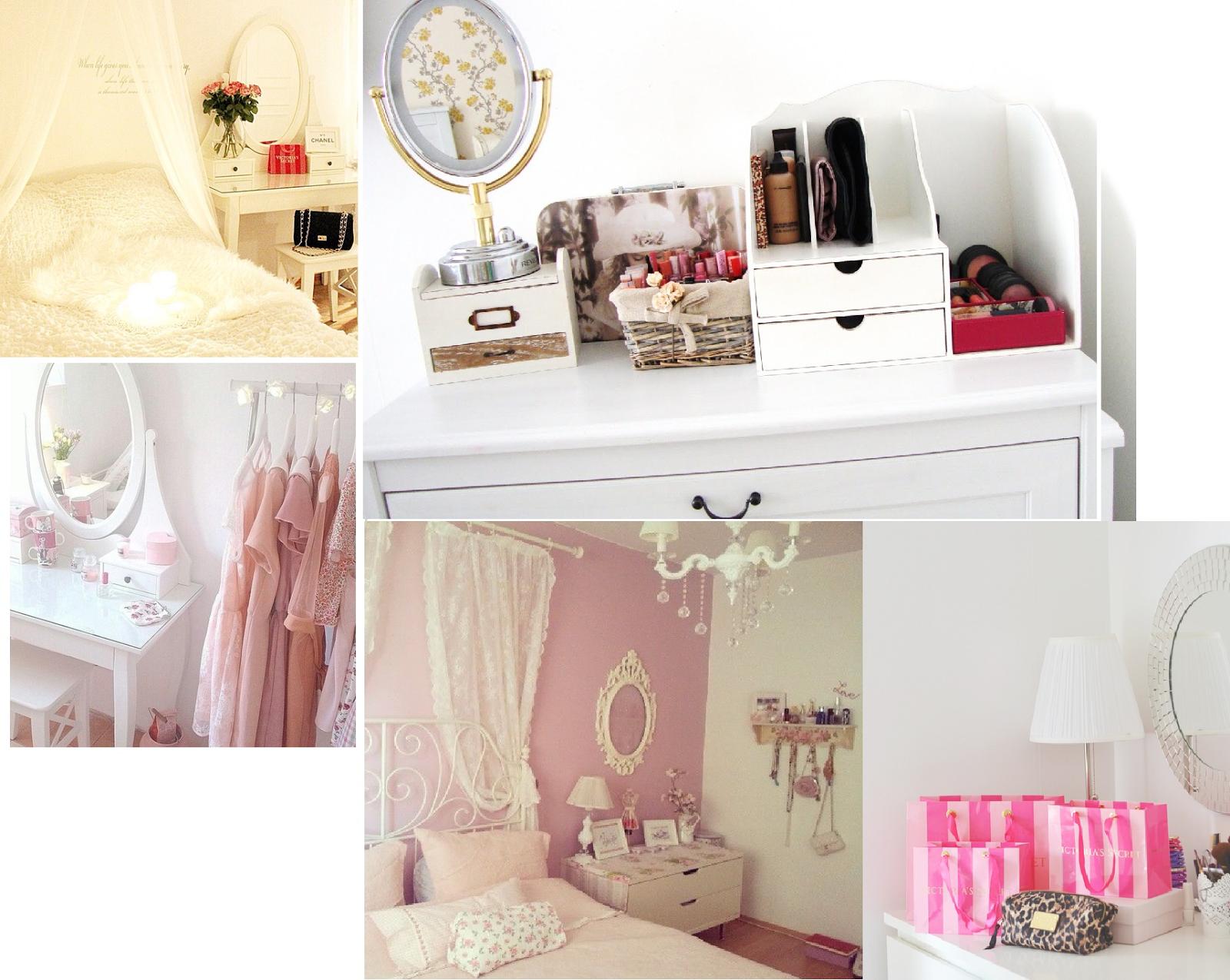 Lilia inspirations rangement maquillage et chambre 2 - Meuble de rangement pour maquillage ...