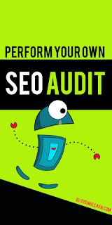 Perform your own SEO Audit