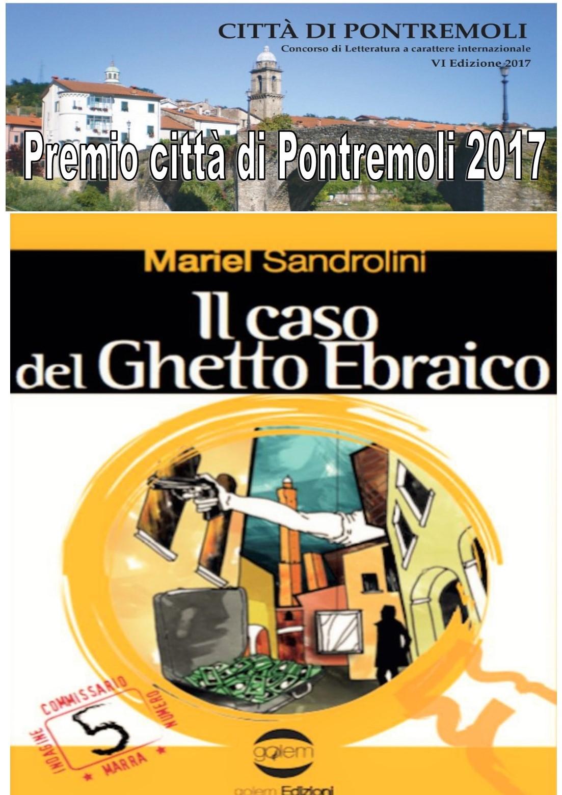Premio città di Pontremoli