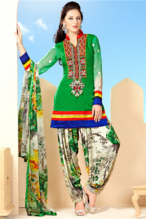 Punjabi Suits designs for Women
