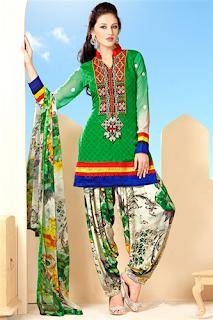 Punjabi Suits designs for Women