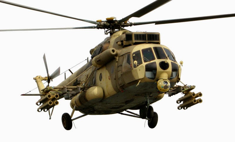 Mi-171sh Attack Helicopter for Bangladesh Air Force