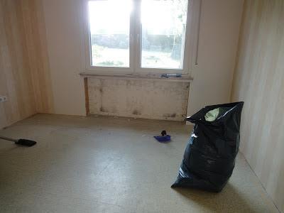 Fußboden Schlafzimmer ~ Crafts co unser neues heim neuer fußboden schlafzimmer