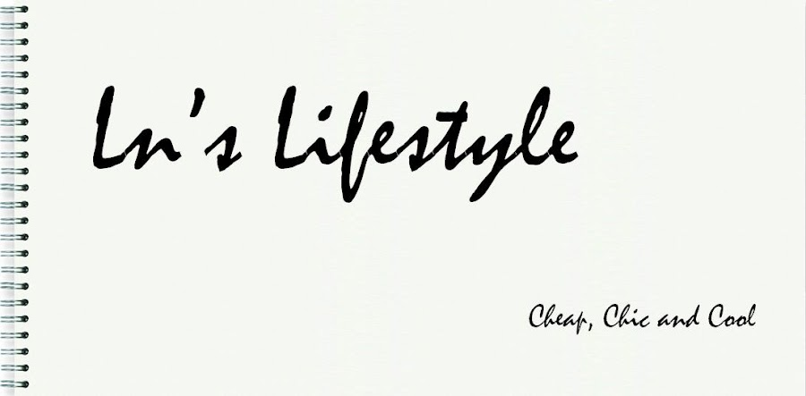 Blog mode Lille - Ln's Lifestyle : looks, shopping mode, photos mode, tendances mode, fashion blog