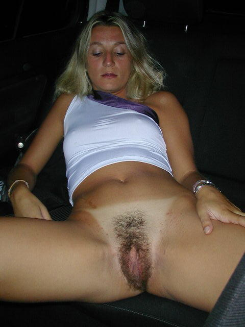 blonde strip and gape ass
