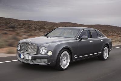 More Exclusive Bentley Mulsanne