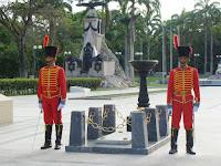 Guardia de Honor Presidencial inició proceso de inscripción