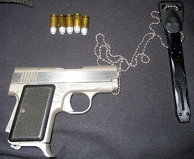 Loaded Firearm (IDA)