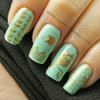 Messy Mansion MM19 Stamping test